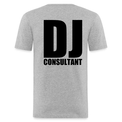 Tshirt Dj - T-shirt près du corps Homme