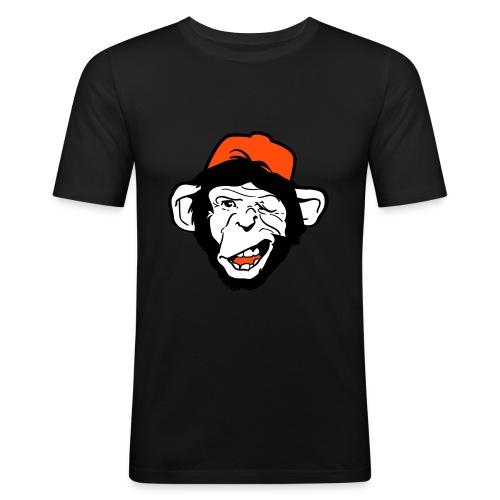 Chimp Men - Männer Slim Fit T-Shirt