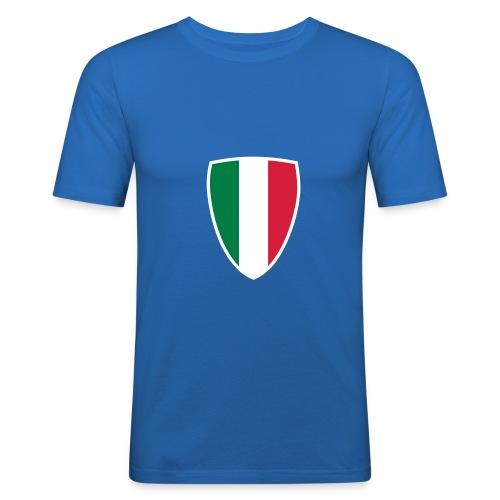 italia - T-shirt près du corps Homme