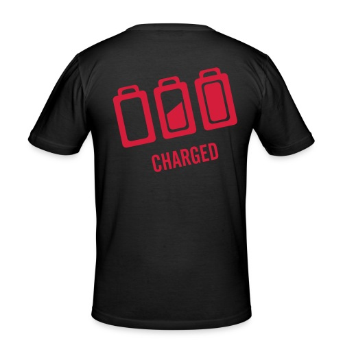 Charged - Men's Slim Fit T-Shirt