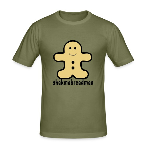 shakmabreadman - Men's Slim Fit T-Shirt