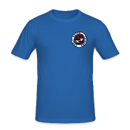 T-Shirts ~ Männer Slim Fit T-Shirt ~ VATER DES ERFOLGS