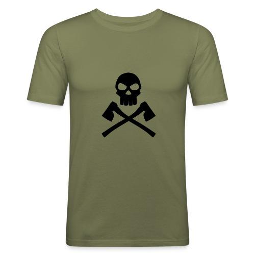 Lumberjack - Slim Fit T-skjorte for menn