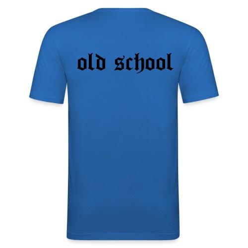 OLD SCHOOL - T-shirt près du corps Homme