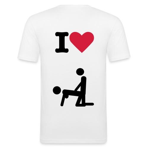 Herre Slim Fit T-Shirt