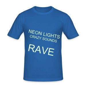 RAVE - Men's Slim Fit T-Shirt