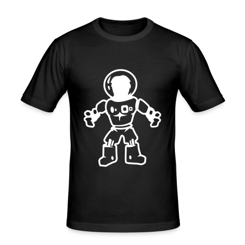The Astronaut - Men's Slim Fit T-Shirt