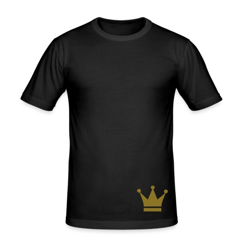 I'm the KING - Men's Slim Fit T-Shirt