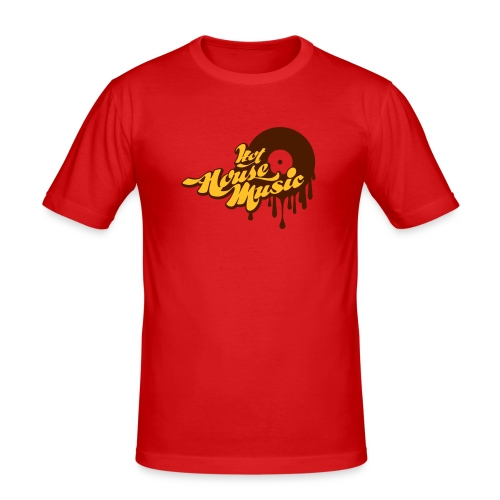 Hot House Music - slim fit T-shirt