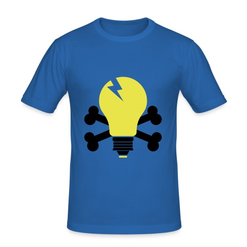 Bright Idea - Men's Slim Fit T-Shirt