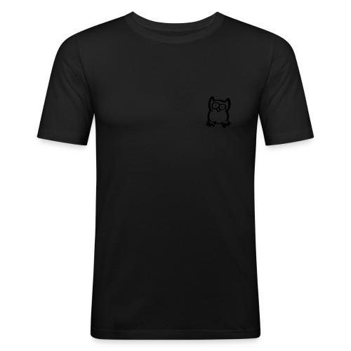 BUHO H C - Camiseta ajustada hombre