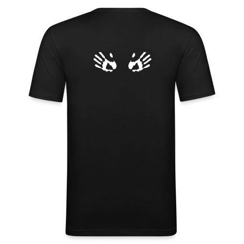 DoTheBeat - T-shirt près du corps Homme