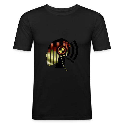 Electro Slim-Fit T-shirt - Men's Slim Fit T-Shirt