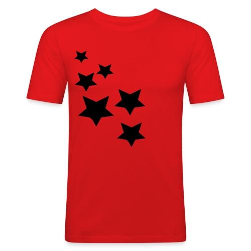 iCandi Hallostar - Men's Slim Fit T-Shirt