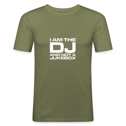 Im the DJ - Men's Slim Fit T-Shirt