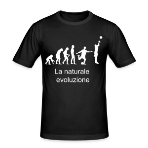 T-Shirt Natural Sport Evolution - Maglietta aderente da uomo