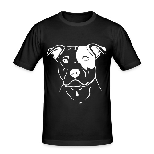 Slim Fit BAD BOY STAFF T SHIRT - Men's Slim Fit T-Shirt