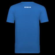 T-Shirts ~ Men's Slim Fit T-Shirt ~ Talk nerdy to me! - Slim Fit,  more colours