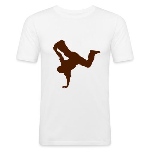 Streetwear - T-shirt - Slim Fit T-shirt herr