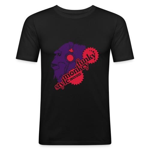 kaladzé funky - T-shirt près du corps Homme