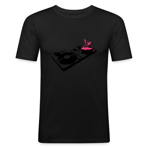 Official DJ-Inclusief shirt! - slim fit T-shirt