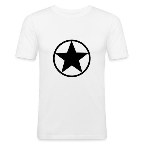 Etoile - T-shirt près du corps Homme