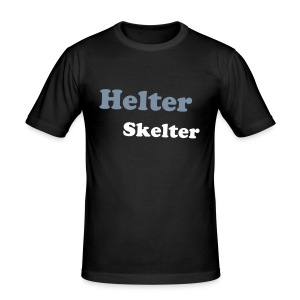 Helter Skelter - Männer Slim Fit T-Shirt