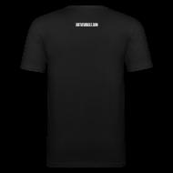 T-Shirts ~ Men's Slim Fit T-Shirt ~ I see dead pixels - Slimfit