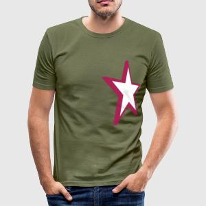 Star - slim fit T-shirt