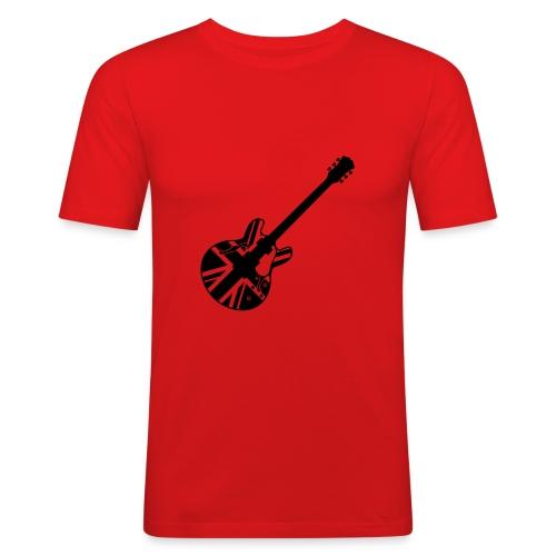 Rock-Shirt - Männer Slim Fit T-Shirt