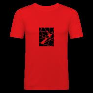 T-Shirts ~ Men's Slim Fit T-Shirt ~ NZ Mosaic