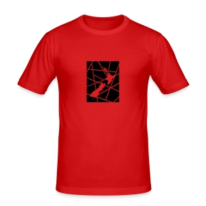 NZ Mosaic - Men's Slim Fit T-Shirt