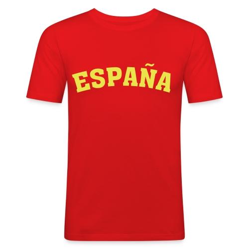 Espana - T-shirt près du corps Homme
