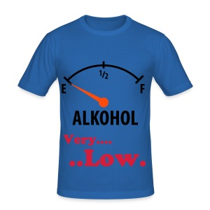 SkunkoO...ALcoHol Meter Shhirt For Killa - slim fit T-shirt