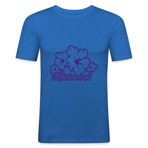 Water Me - T-shirt près du corps Homme