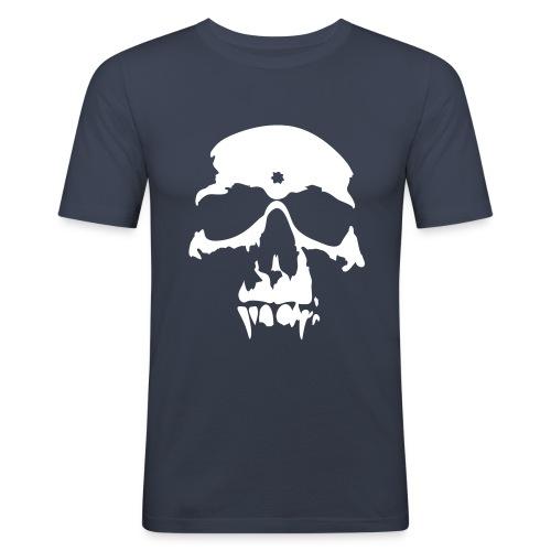 dark  - T-shirt près du corps Homme