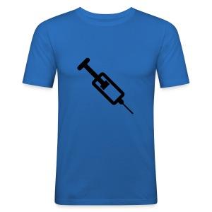 Needle - Men's Slim Fit T-Shirt