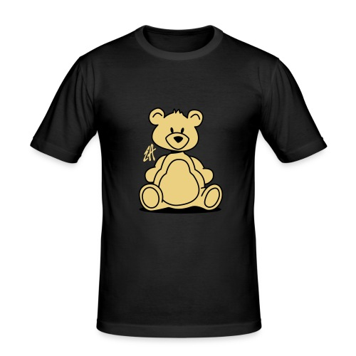 Bear hug - Men's Slim Fit T-Shirt