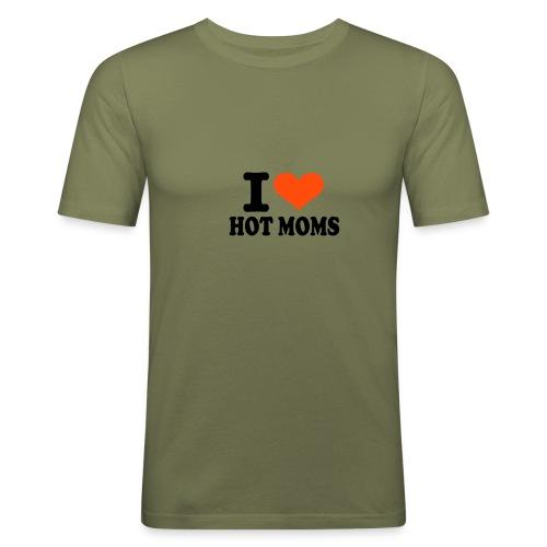 PORN-2 - Men's Slim Fit T-Shirt