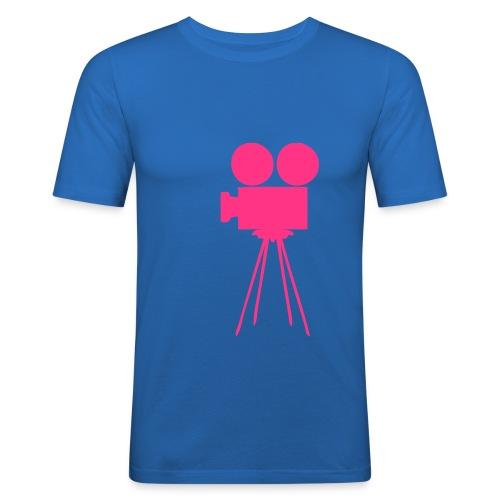 T-skjorte - Slim Fit T-skjorte for menn