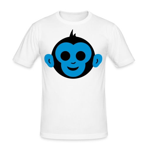 Monkey from outerspace - slim fit T-shirt
