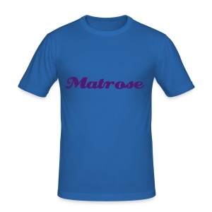Matrose - Männer Slim Fit T-Shirt