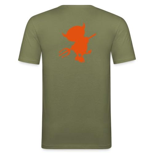 ile de france - T-shirt près du corps Homme