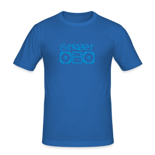 Street Sound - T-shirt près du corps Homme