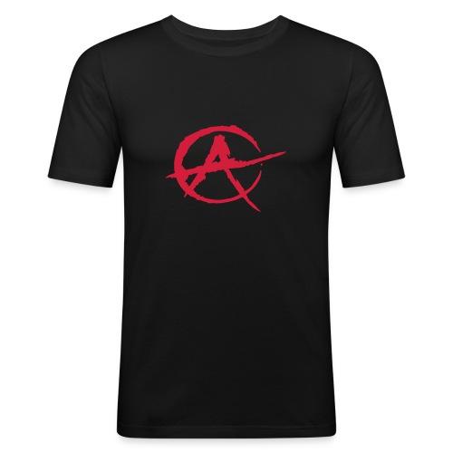 ANARCHIE - T-shirt près du corps Homme