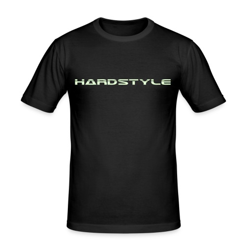Hardstyle Slimfit - Slim Fit T-shirt herr