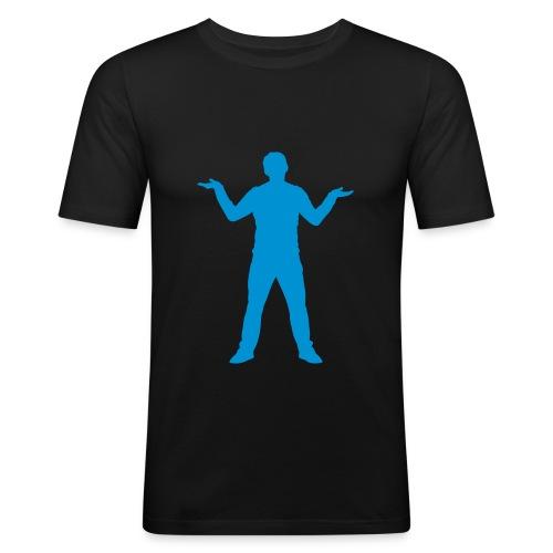Waar bleven jullie nou? - slim fit T-shirt