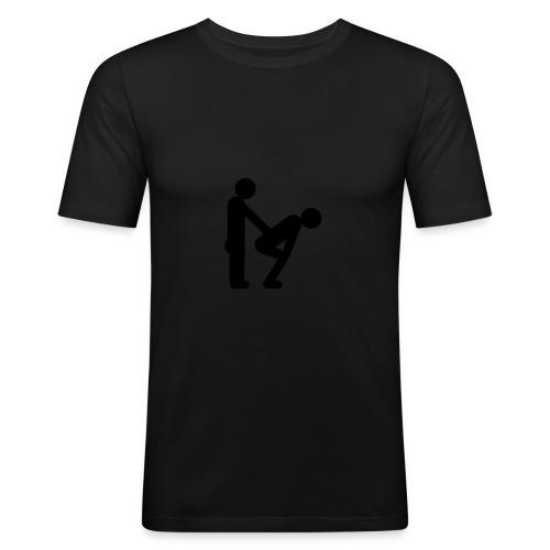 sexe - T-shirt près du corps Homme