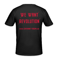 T-Shirts ~ Männer Slim Fit T-Shirt ~ We Want 2