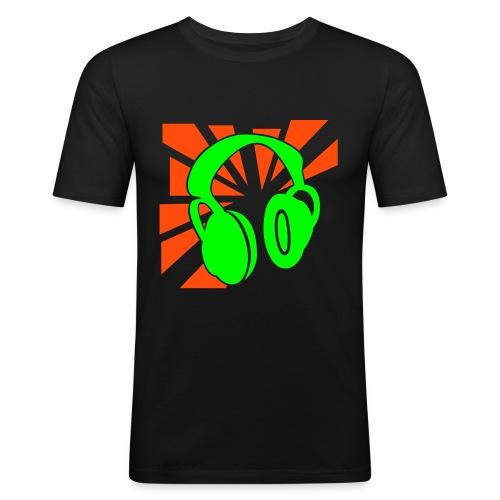 Musik is My life - Männer Slim Fit T-Shirt